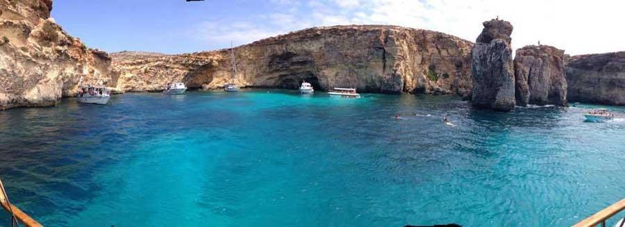 Vacanza balneare a Malta