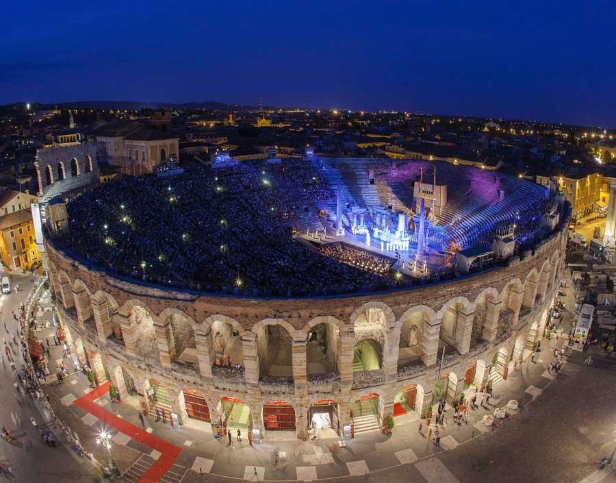 Verona – Arena Gala di Placido Domingo
