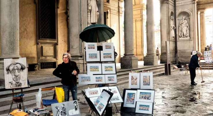 Kunstreise nach Florenz