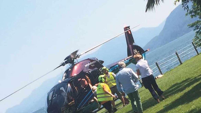 """Articolo apparso in TICINO MANAGEMENT settembre 2017 """"In elicottero verso la meta"""""""
