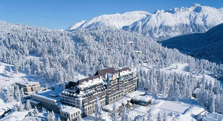 Volo in elicottero – Top Eventi a St. Moritz