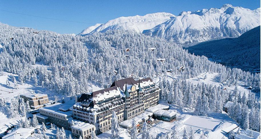 Volo in elicottero  Top Eventi a St. Moritz