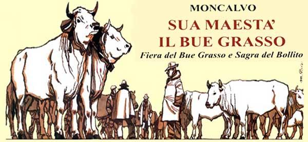 Fiera del Bue Grasso a Moncalvo Uscita giornaliera