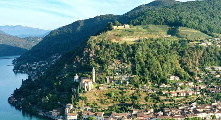 Weinreise – Genuss Reise Tessin